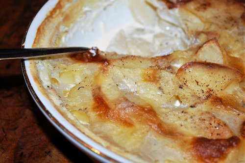 Steenbergs' Recipe For Potatoes Dauphinoise With Long Pepper And Grains Of Paradise