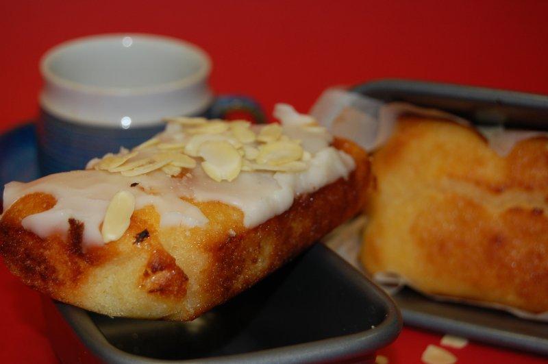 Steenbergs gluten-free lemon drizzle