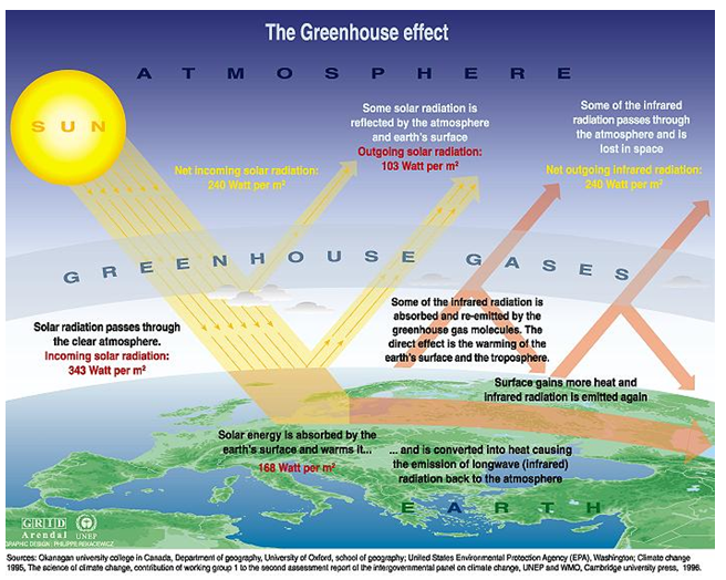 The Greenhouse Effect