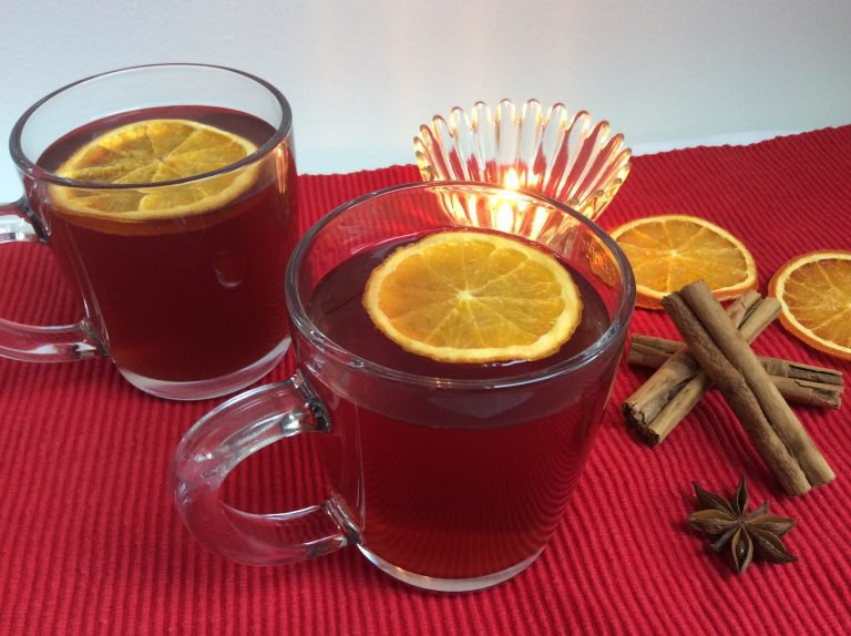 mulled vimto - Hodgepodge days