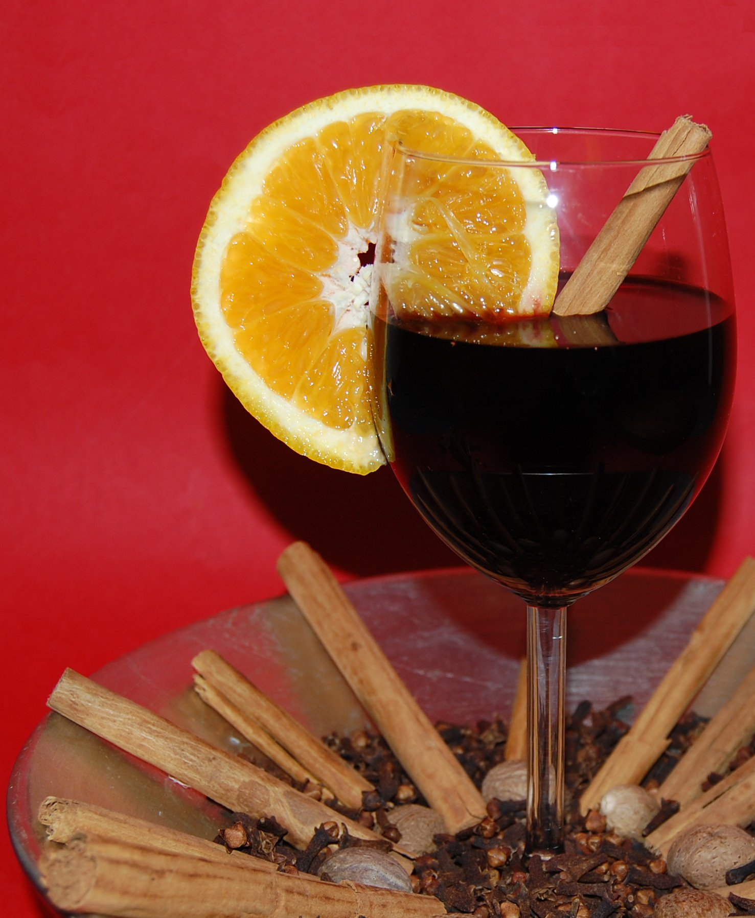 Fairtrade mulled wine
