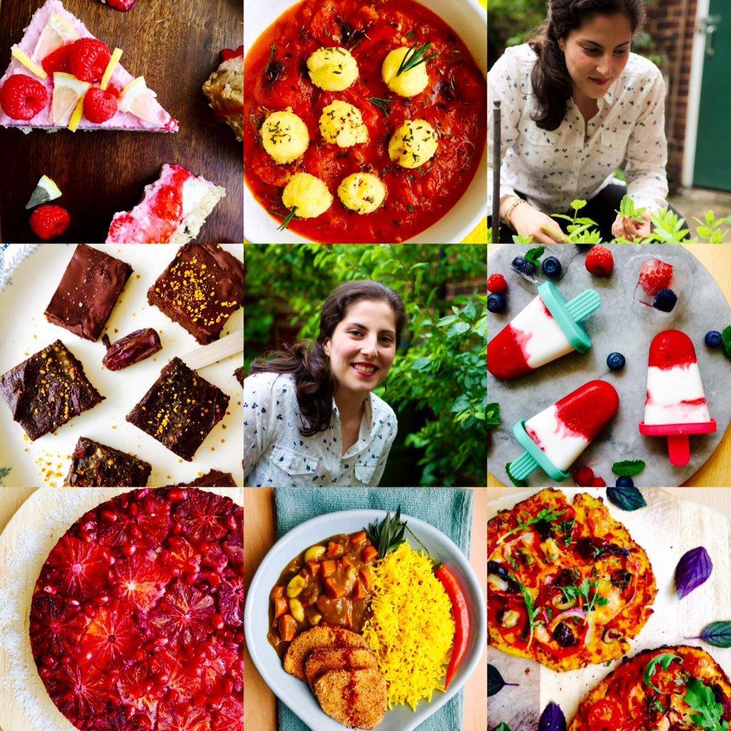 Niki, founder and recipe developer for Nikibakes.co.uk