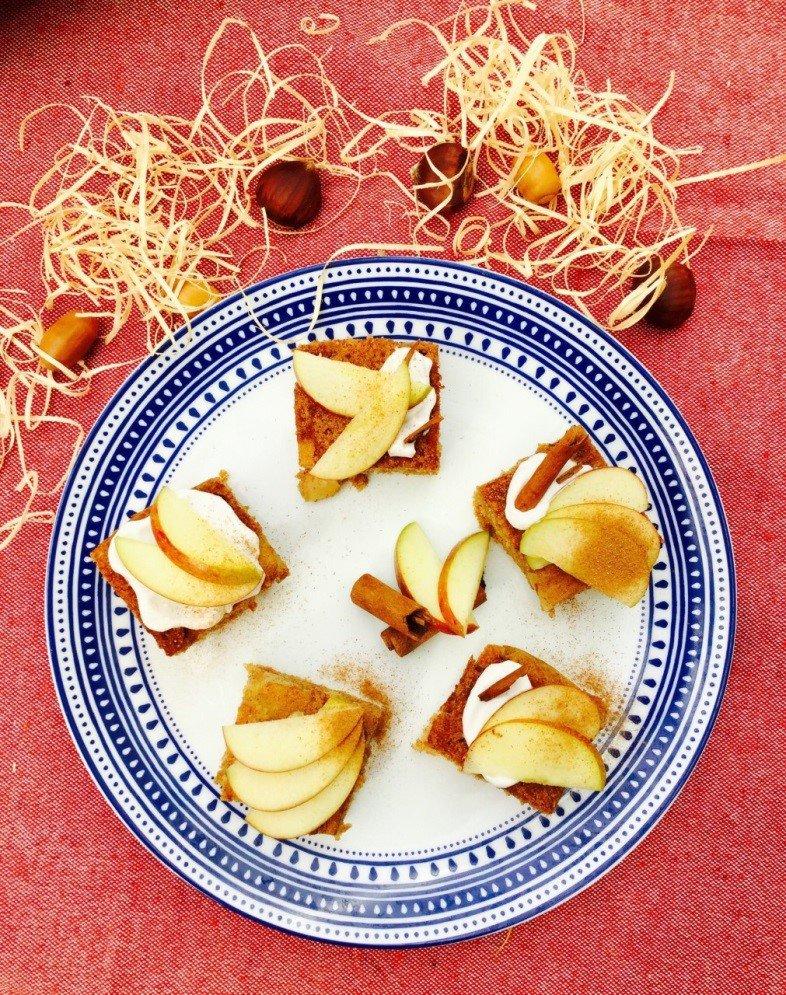 Niki Bakes Spiced Apple Cake Recipe