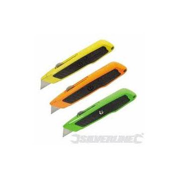 Hi Viz Retractable Knife