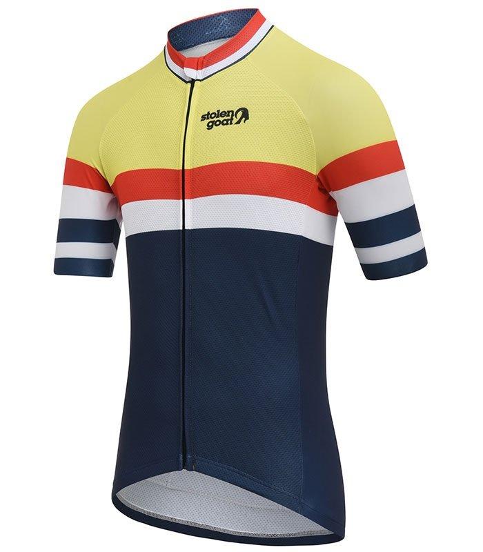 stolen goat engers cycling jersey