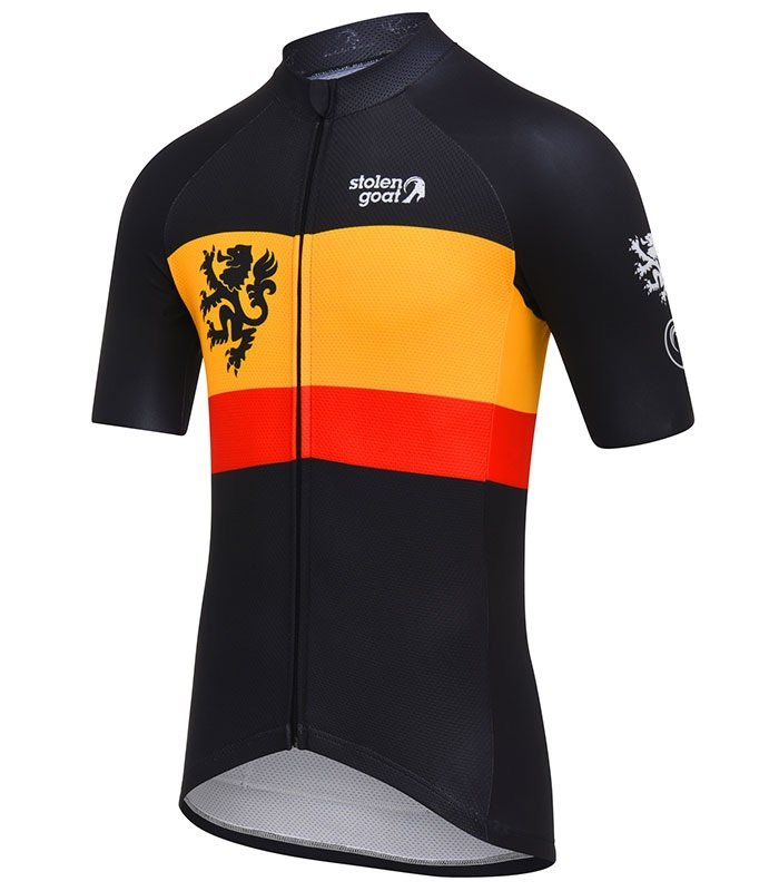 stolen goat rampant cycling jersey