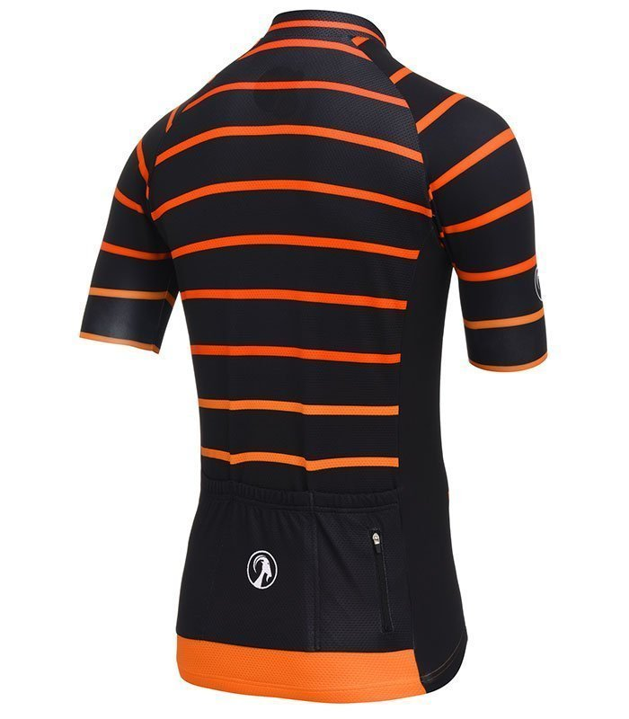 Buy Stolen Goat Men s Bodyline - Cortado Orange Cycling Jersey 4ed400445