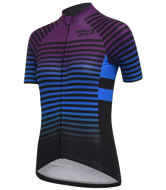 stolen goat womens descent cycling jersey