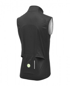 stolen goat womens bodyline core black gilet