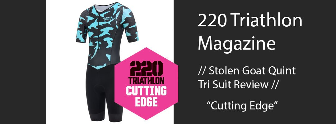 stolen goat triathlon suit