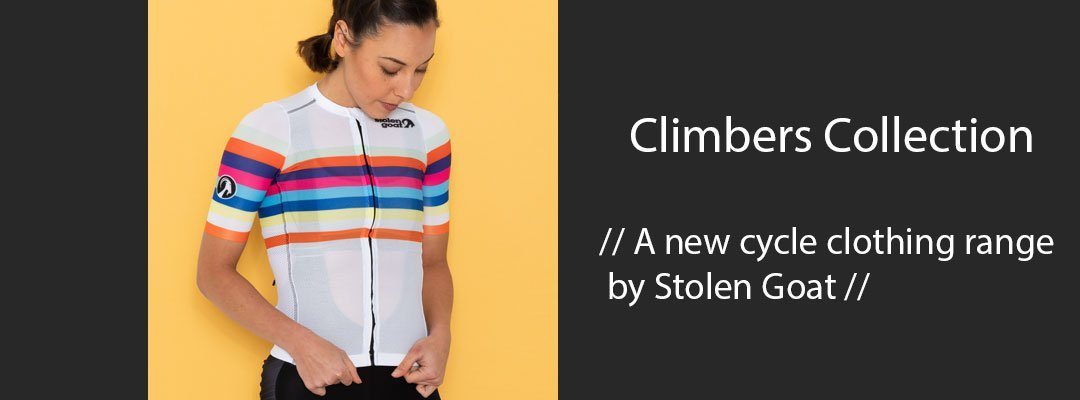 stolen goat climbers collection feature