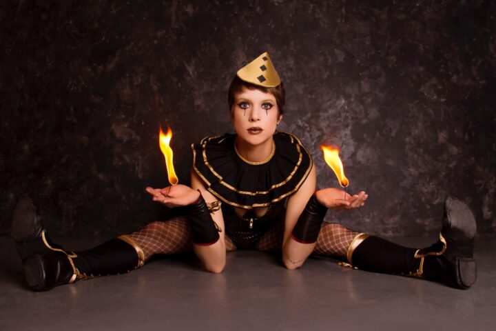 Shiver Circus — Fire Performers