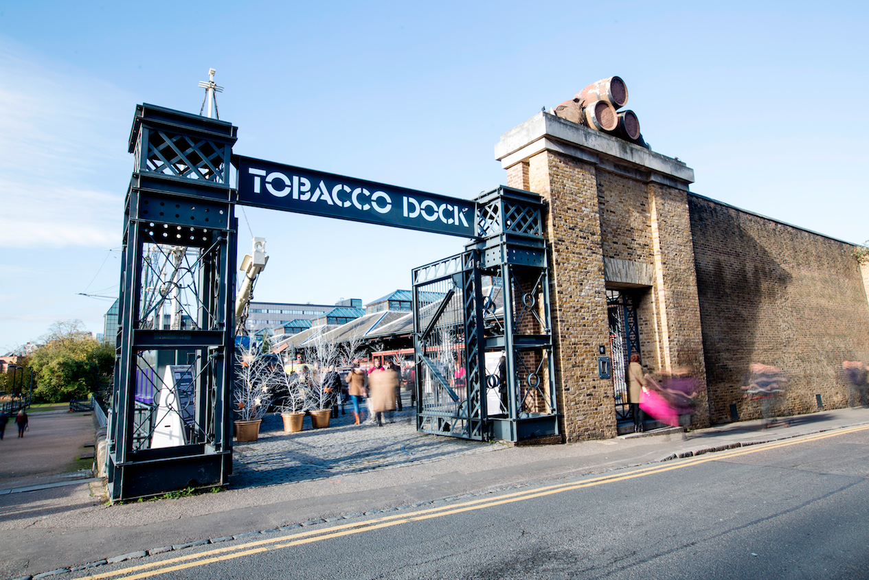 The Tobacco Dock