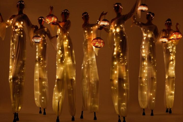 Ensemble Of Angels —LED Lanterns