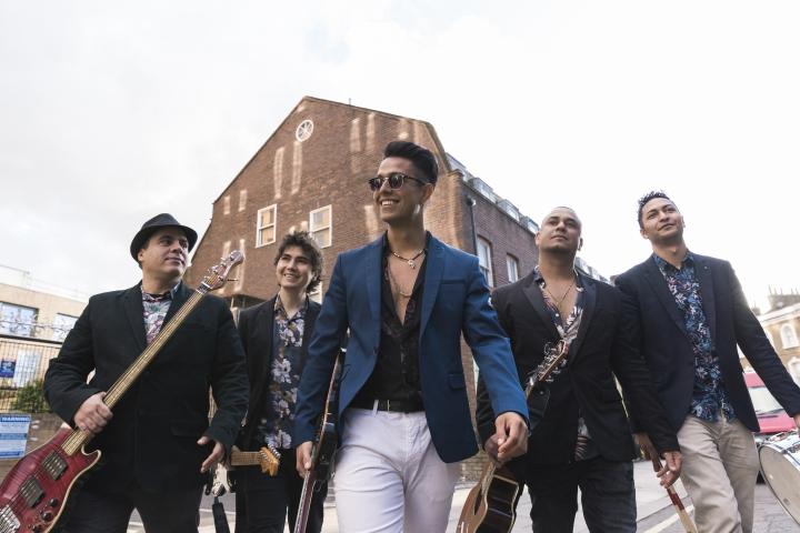 The Latinos