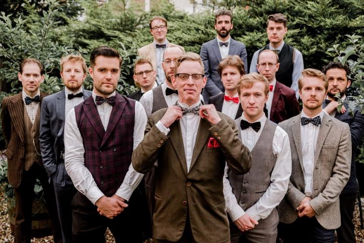 The Bourbon Street Dance Band