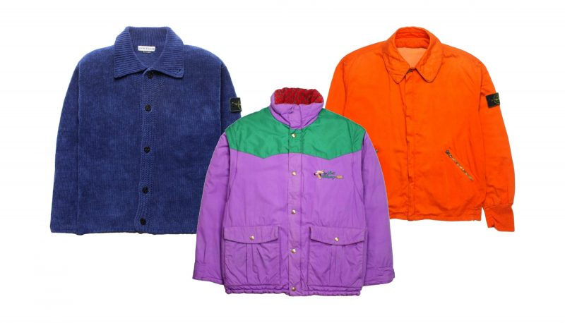 28d40521 Shop vintage sportswear from the likes of Stone Island and Best Company.