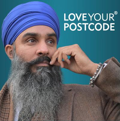Love Your Postcode