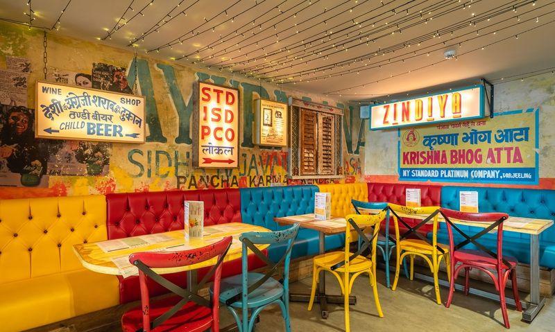 Reviewed Delicious Street Food At Zindiya Moseley Style