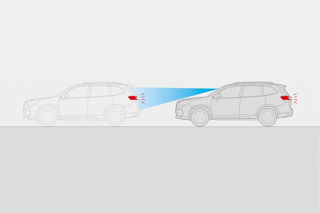 Pre-collision Braking system