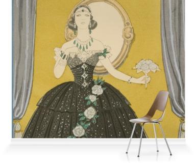 Madamme Ida Rubenstein dans la Dame aux Camelias