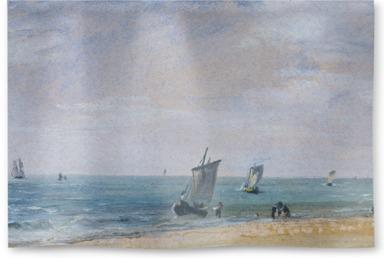 Brighton Beach; 1824