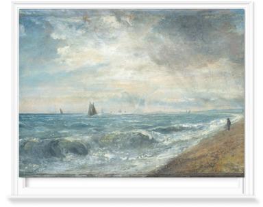 Hove Beach; 1824