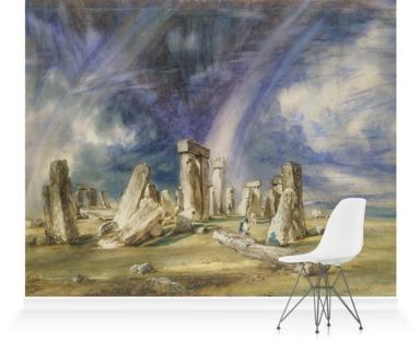 Stonehenge, Wiltshire; 1835