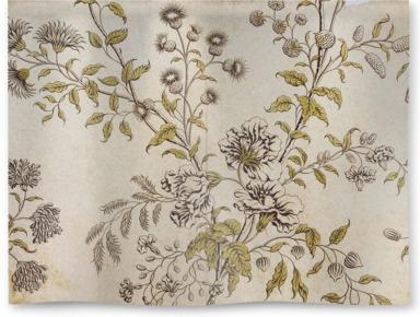 Woodblock Floral
