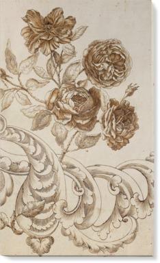 Venetian Embroidery IIII