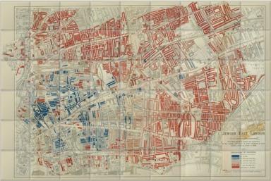 Jewish Map
