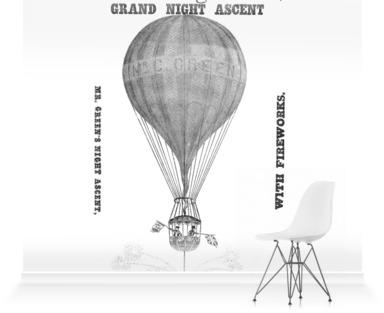 A Night Air Balloon