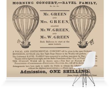 The Royal Gardens Balloon Race