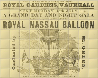 Royal Nassau Balloon