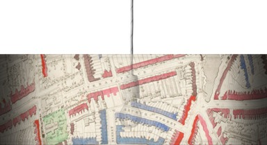 London Poverty Map of Clapton