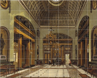 Entrance Hall, Carlton House