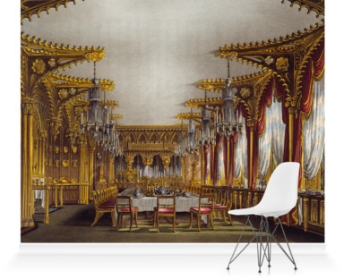 Gothic Dining Room, Carlton House
