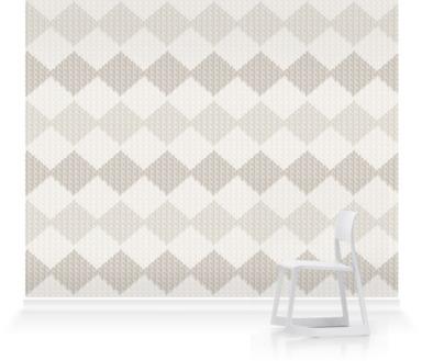 Knitted Room V Bisque Tiled