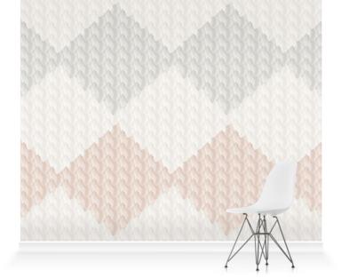Knitted Room V Pastel