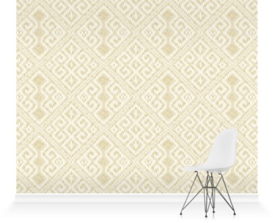 Knitted Room III Gold Tiled