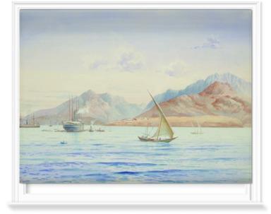 P&O Steamer off Aden