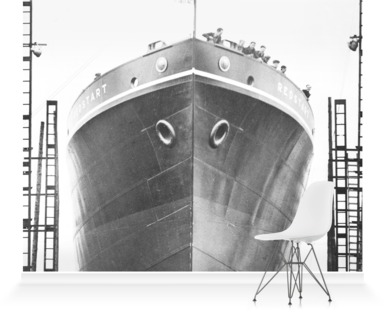 The Launch of Redstart in 1946
