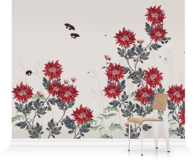 Chrysanthemum - Flame