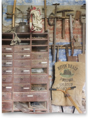 Gardener's Bothy Drawers