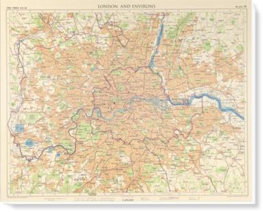 London and Environs