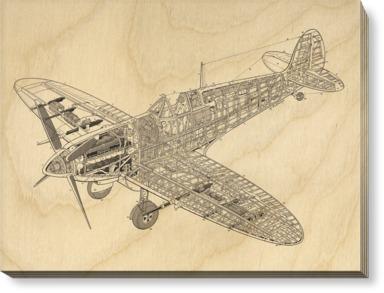 White Spitfire