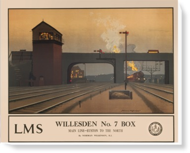Willesden No.7 Box