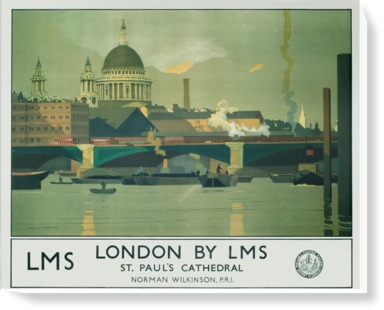 London by LMS