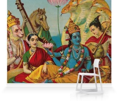 Sesa-sai Vishnu