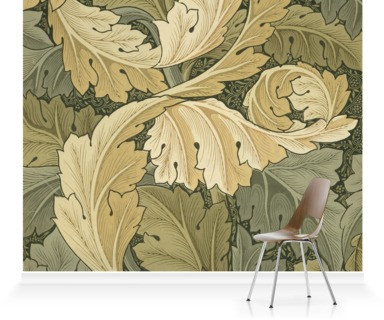 Acanthus Wallpaper,